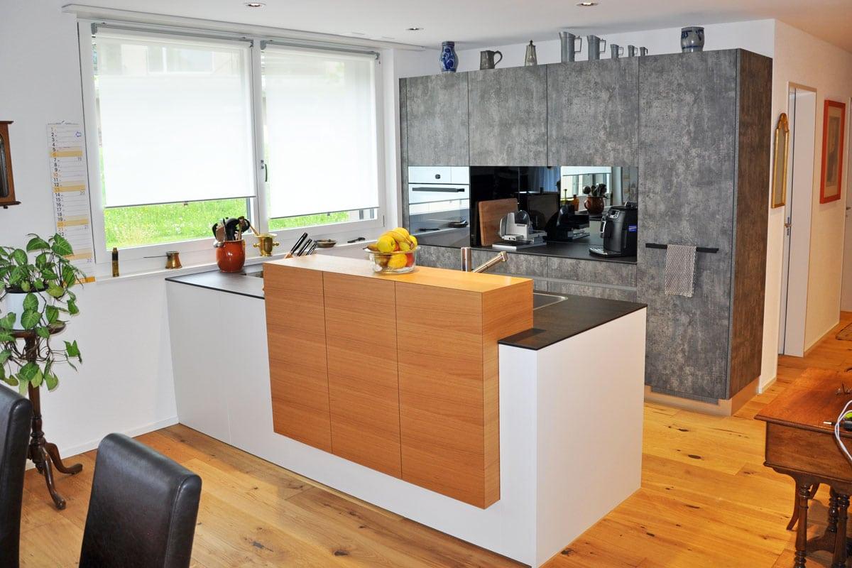 Küchen, Bäder und Schreinerei aus der Region | Danuser AG, Herisau