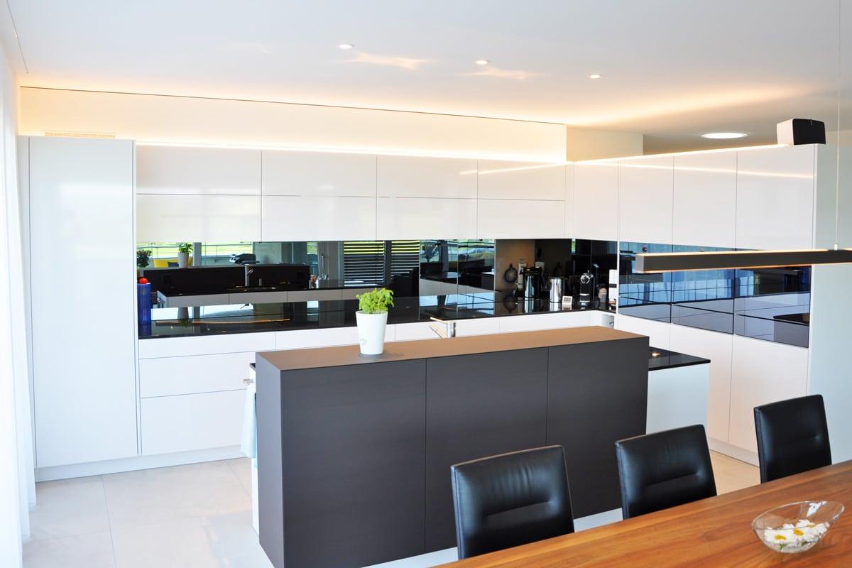 Küchen die funktionieren und einfach gut aussehen   Danuser AG, Herisau